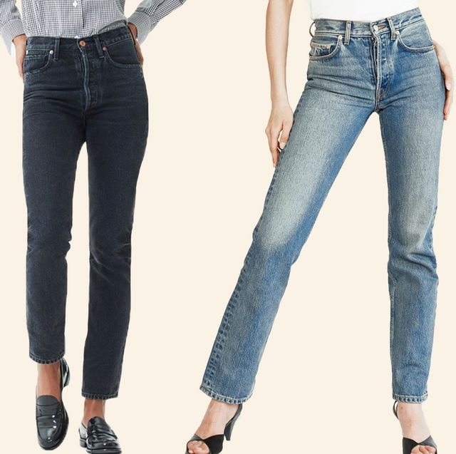 f415e48052 The Best Jeans For Tall Women - The Best 7 Jeans for Really Tall ...