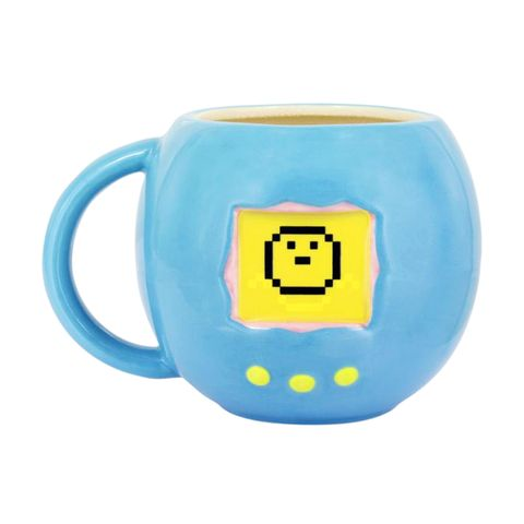 Tamagotchi Sculpted Heat Change Mug