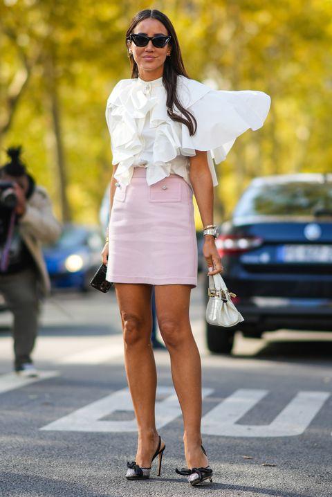 street style  day eight    paris fashion week   womenswear spring summer 2022