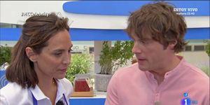 Jordi Cruz y Tamara Falcó 'ronean' en 'MasterChef Celebrity'