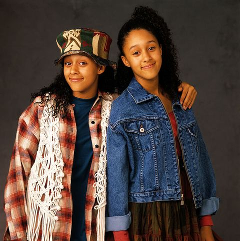 'The Real' Star Tamera Mowry Reveals What's Actually Going on With the 'Sister, Sister' Reboot