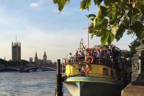 The Best Boat Restaurants In London