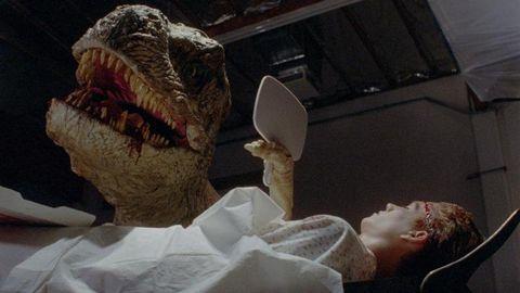 Tammy y el t-rex, Paul walker