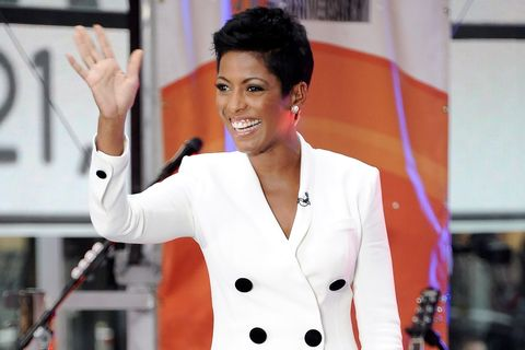 fans are going bonkers over news that tamron hall is hosting a new