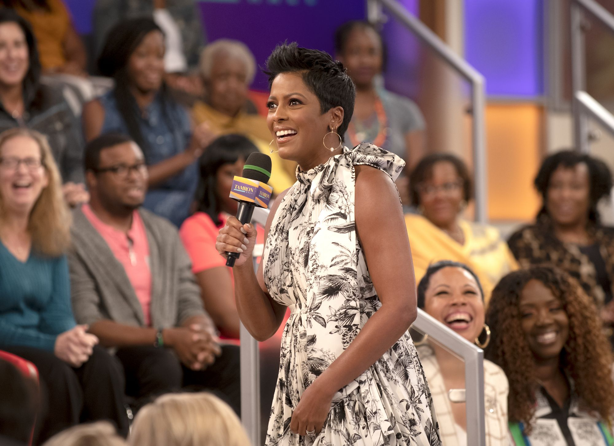 Tamron Hall Will Speak at 'We Are Family 2019,' Good Housekeeping's First-Ever Parenting Summit