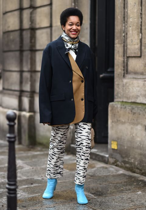 street style    paris fashion week   womenswear fallwinter 20202021  day six