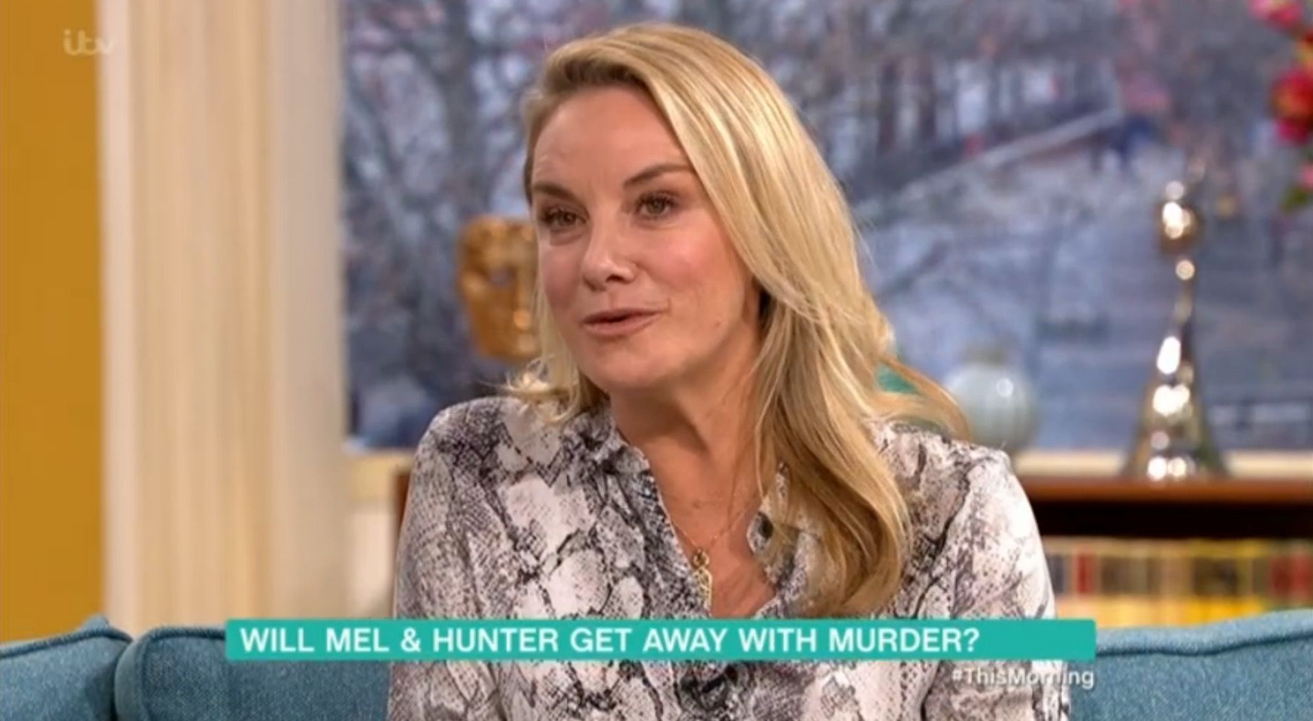 Watch Tamzin Outhwaite video