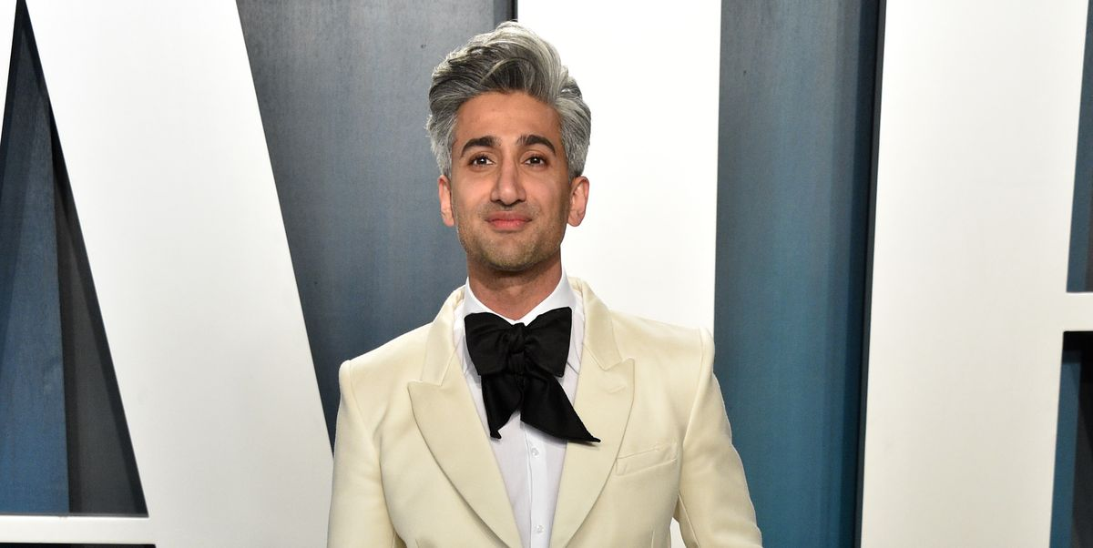 Queer Eye's Tan France introduces newborn son to fans