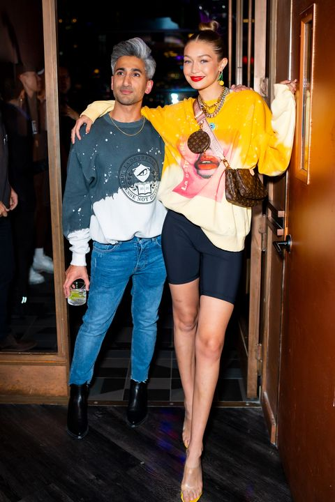 Alisha Goldstein And Jane Smith Agency Presents La Detresse SS20 'Acid Drop' By Alana Hadid And Emily Perlstein In Partnership With Casamigos At The Fleur Room
