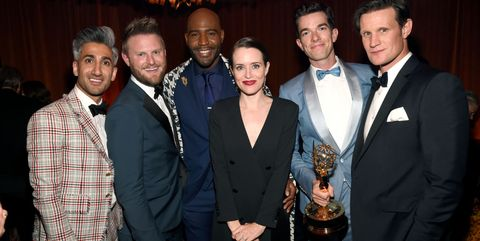 2018 Netflix Primetime Emmys After Party