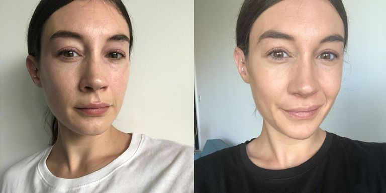 Tan-Luxe Super Glow: This Self-Tan Serum Made Me Ditch My Foundation