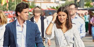 Cayetana Rivera estrena novio en Las Ventas