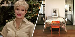 Tania Llasera enseña la reforma de su casa en Instagram
