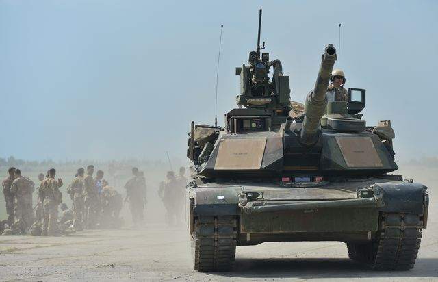 us and china build replicas of each other's tanks