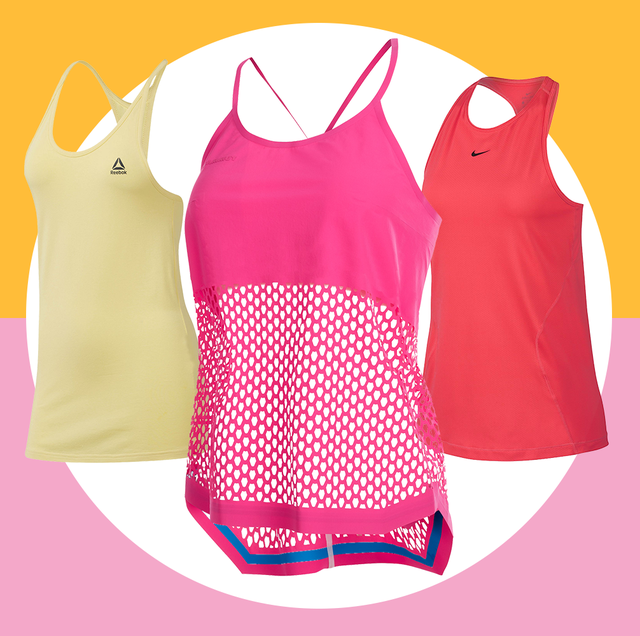 The 14 Best Workout Tank Tops for Women