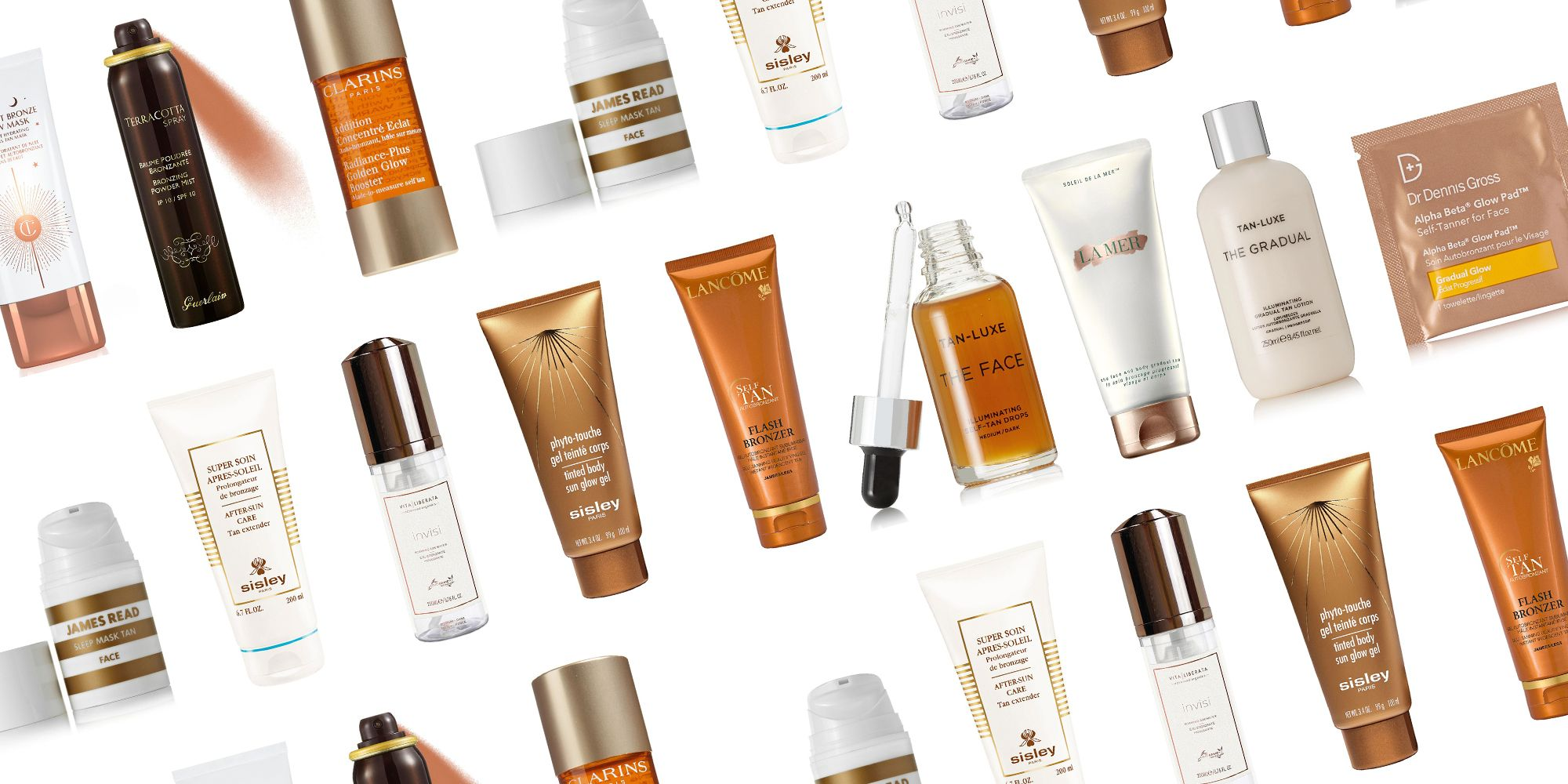17 Best Self Tanners 2019 - Top Natural-Looking Sunless Tanning Lotions