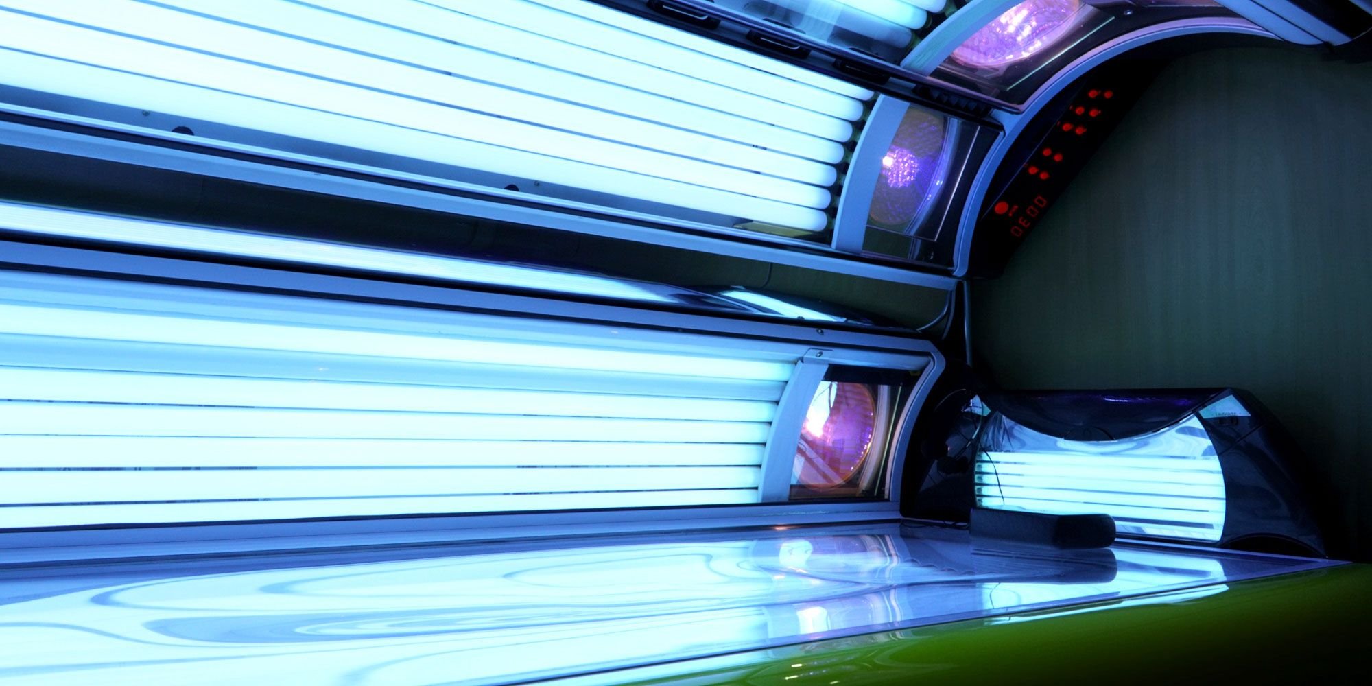 study says banning minors from tanning beds would save thousands