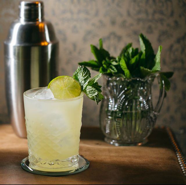 Easy And Refreshing Mint Drink