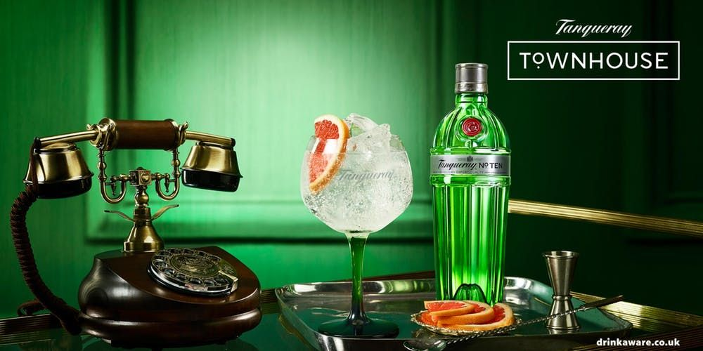 Tanqueray Gin's New Pop-Up Bar Offers Personalised Cocktails Based On Your Senses