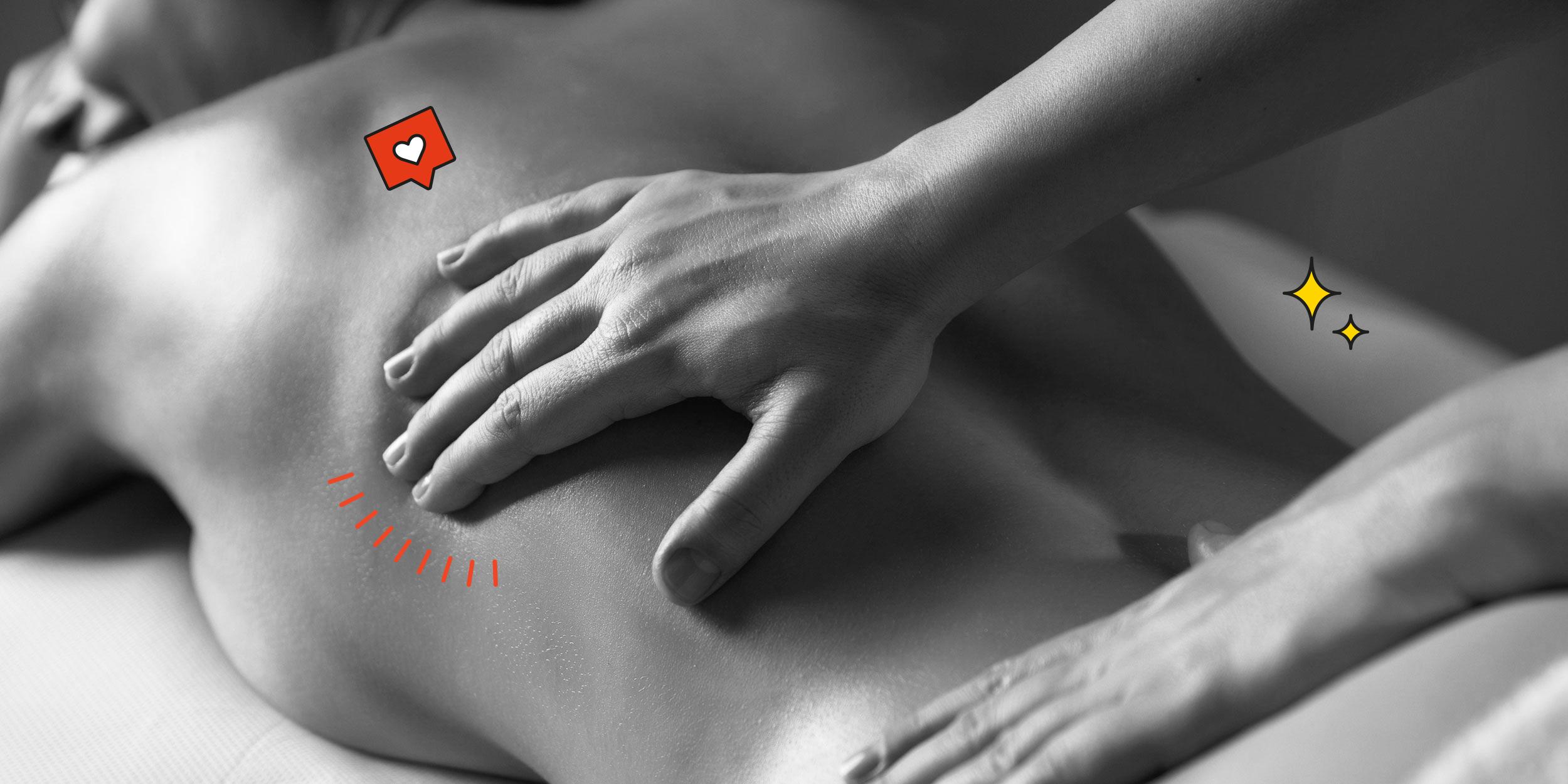 Tantra massage penis Slow Intense