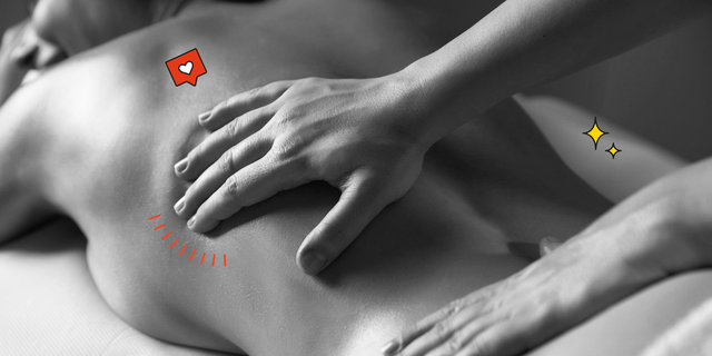 masaj tantric al penisului