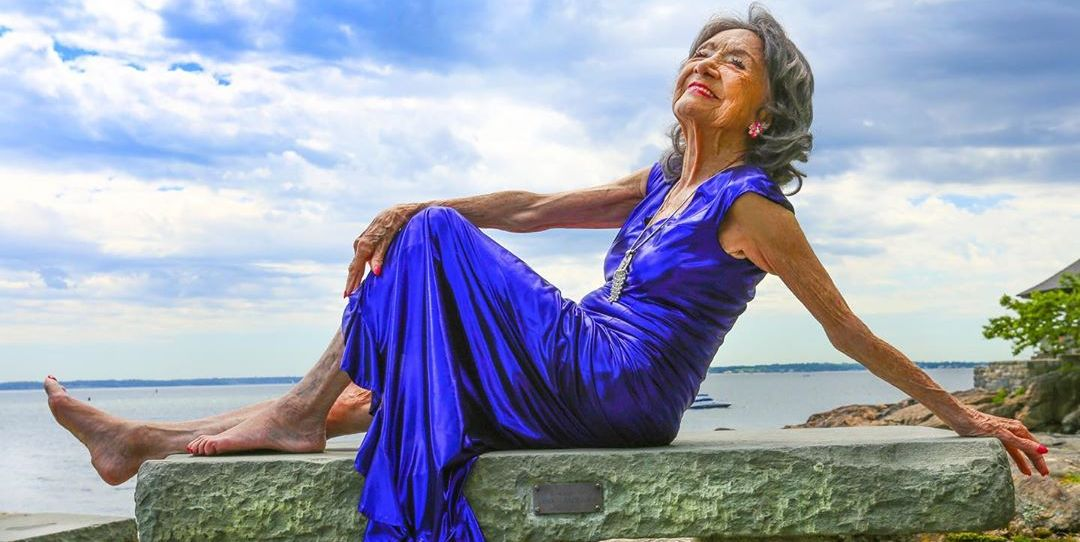 The World's Oldest Yoga Teacher Has Died at 101—Here Were Her Secrets to a Long Life