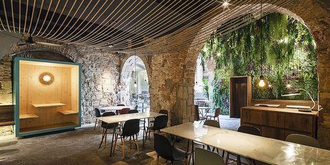 Los 5 locales españoles ganadores en los Restaurant & Bar Design Awards
