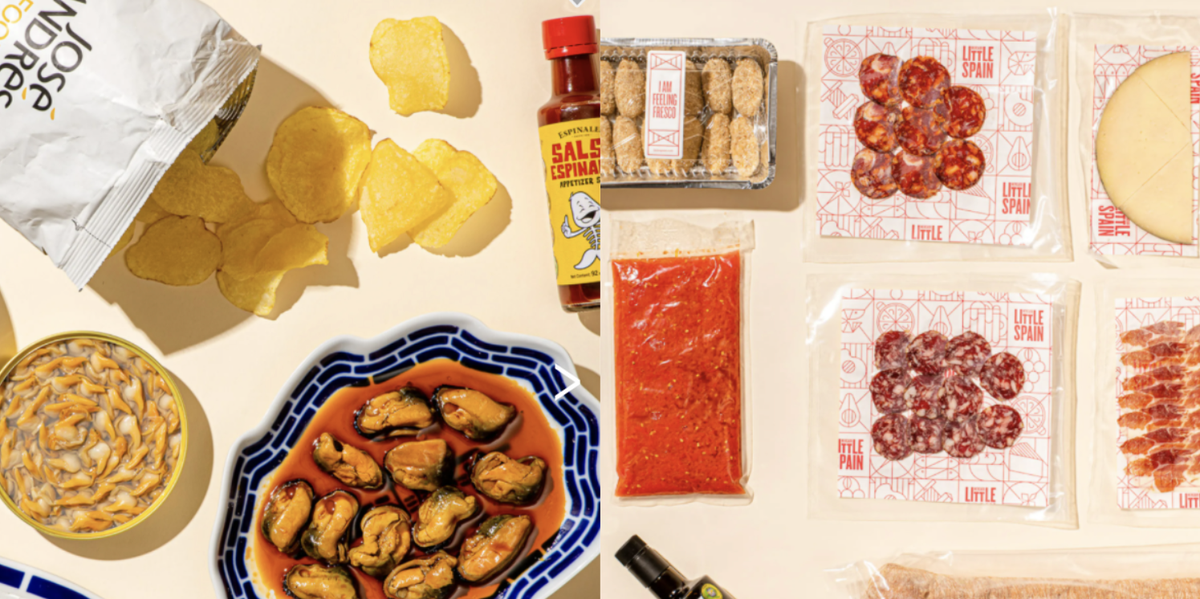 A Tapas Kit Curated By Chef José Andrés Is Now Available On Goldbelly