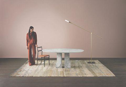 I tappeti moderni di design di Amini a Maison & Objet