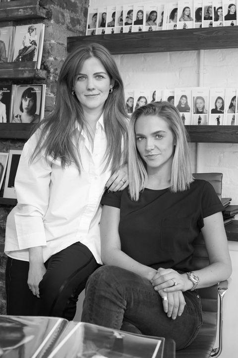 Tara Le Roux and Esther Kinnear Derungs