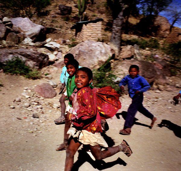 Born to Run - Secrets of the Tarahumara