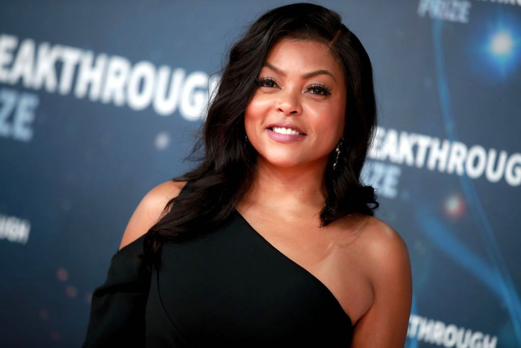 Taraji P. Henson Can't Live Without Her Vitamin C Serum
