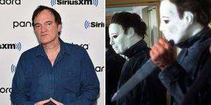 Tarantino / Michael Myers