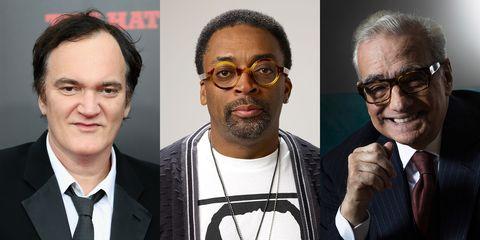 Tarantino Spike Lee Scorsese