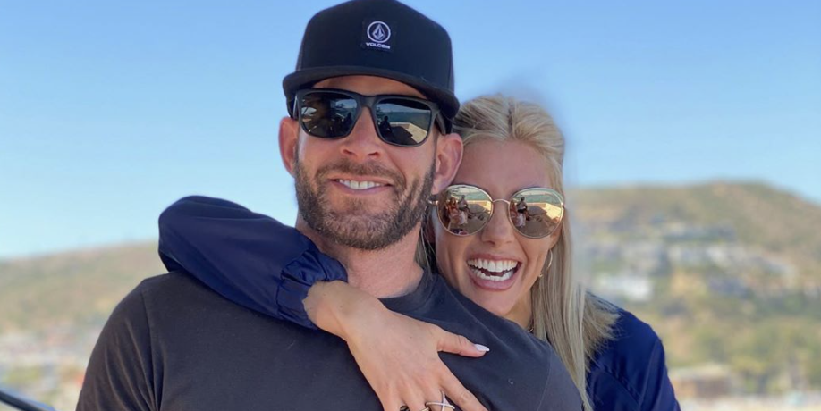 Tarek El Moussa and Heather Rae Young Wed in California