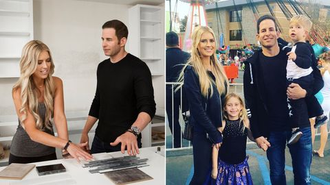 Tarek And Christina El Moussa Kids
