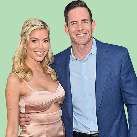 tarek el moussa, taylor, approves of girlfriend heather rae young