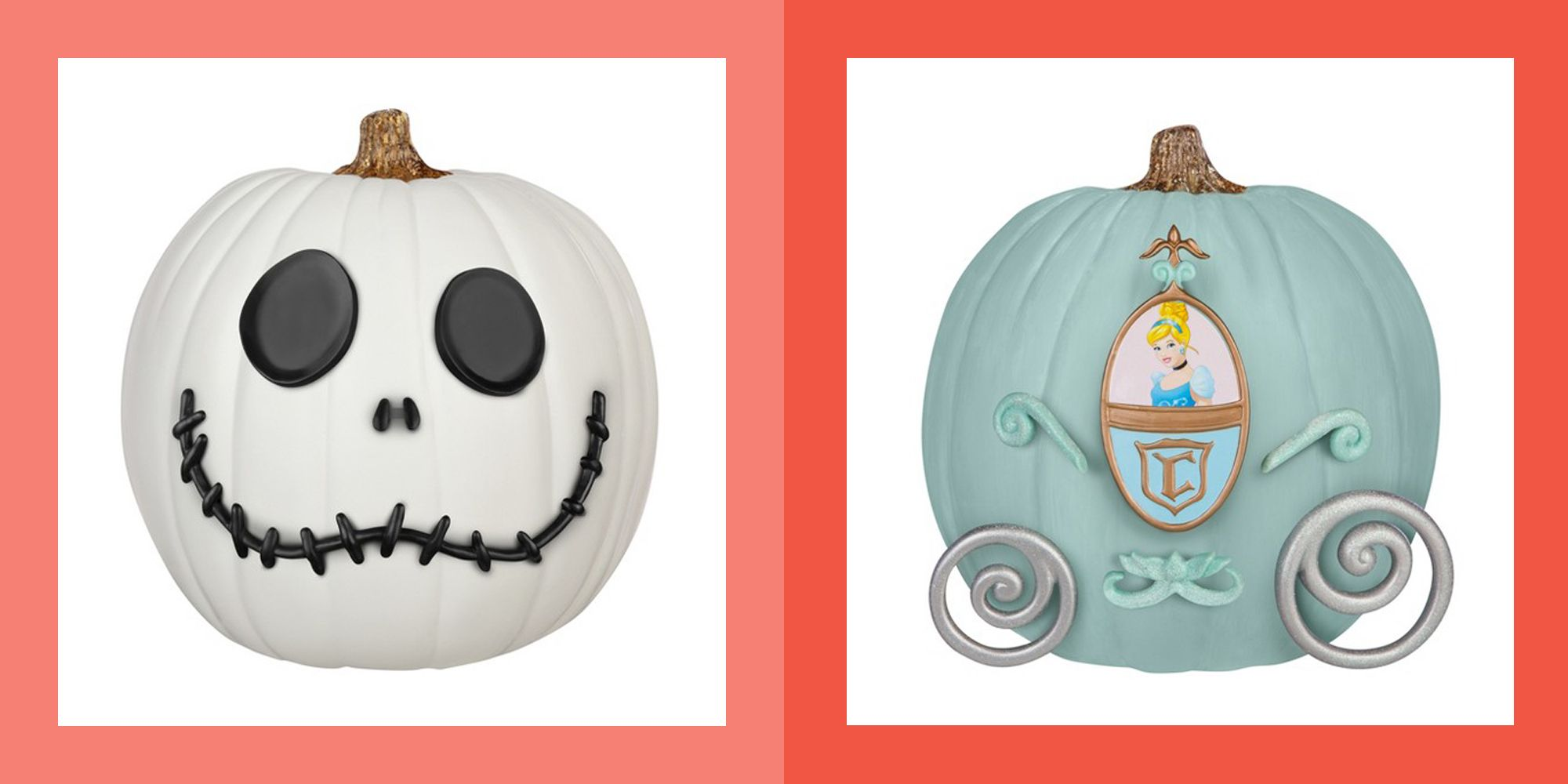 Target Is Selling Disney-Inspired No-Carve Pumpkins, and They'll Make Halloween Less Messy