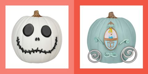 target disney inspired pumpkin kit