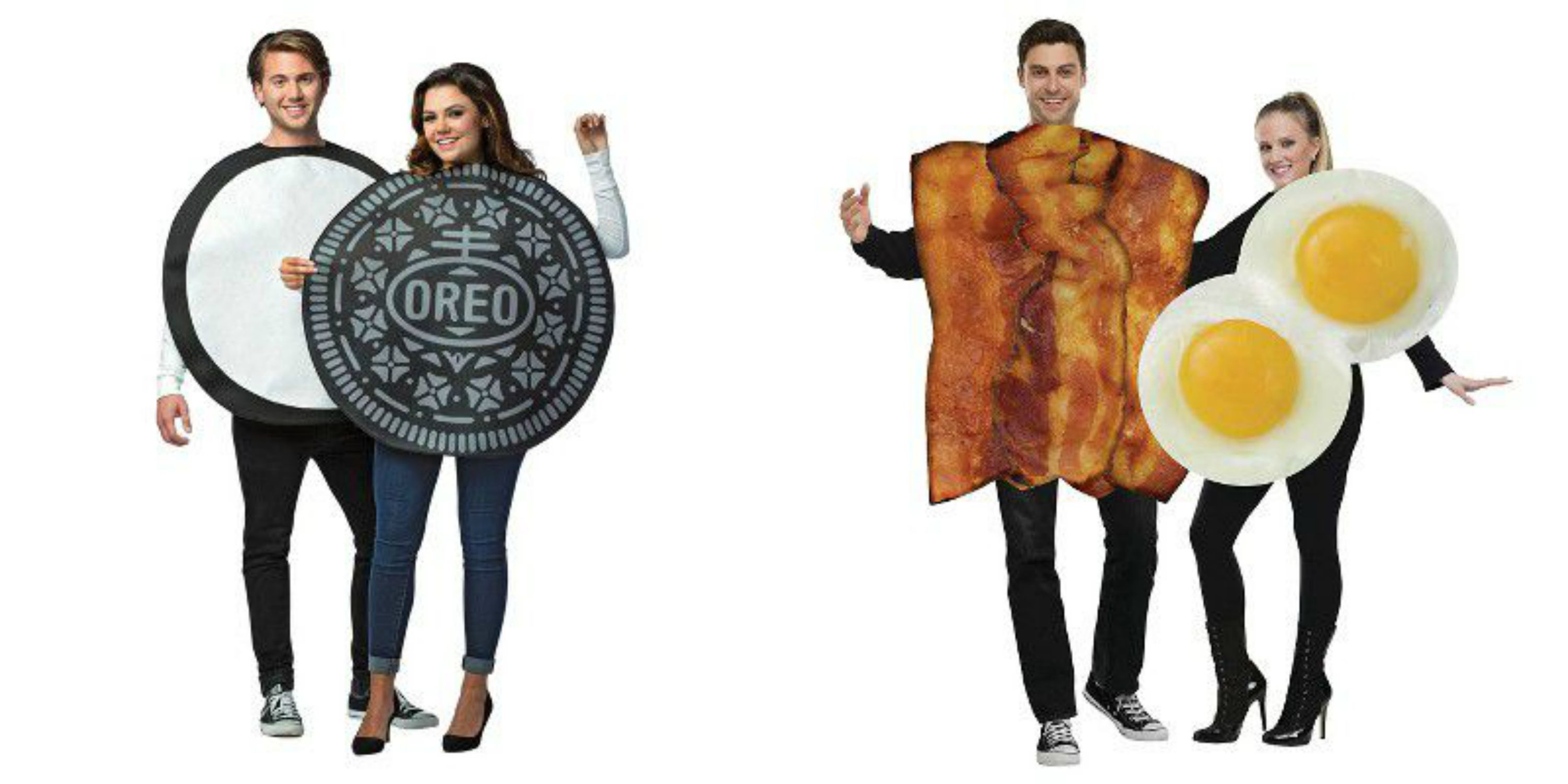Target Is Selling Hilarious Food-Inspired Couple And Family Halloween Costumes