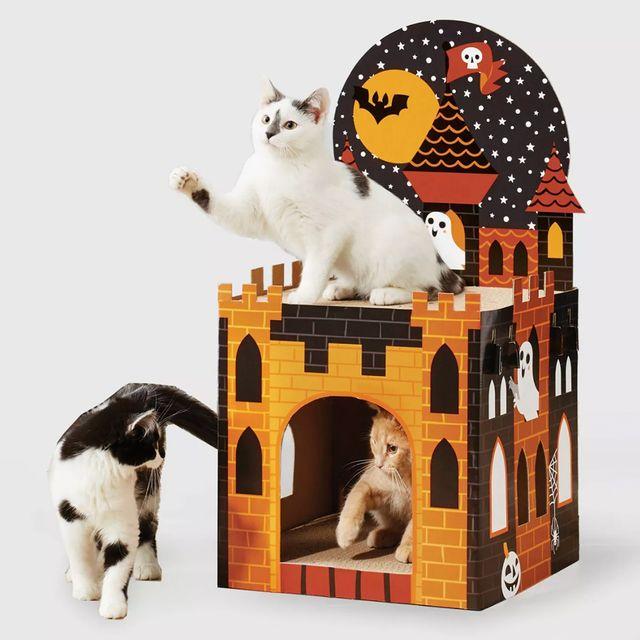 target hyde  eek boutique halloween cat house