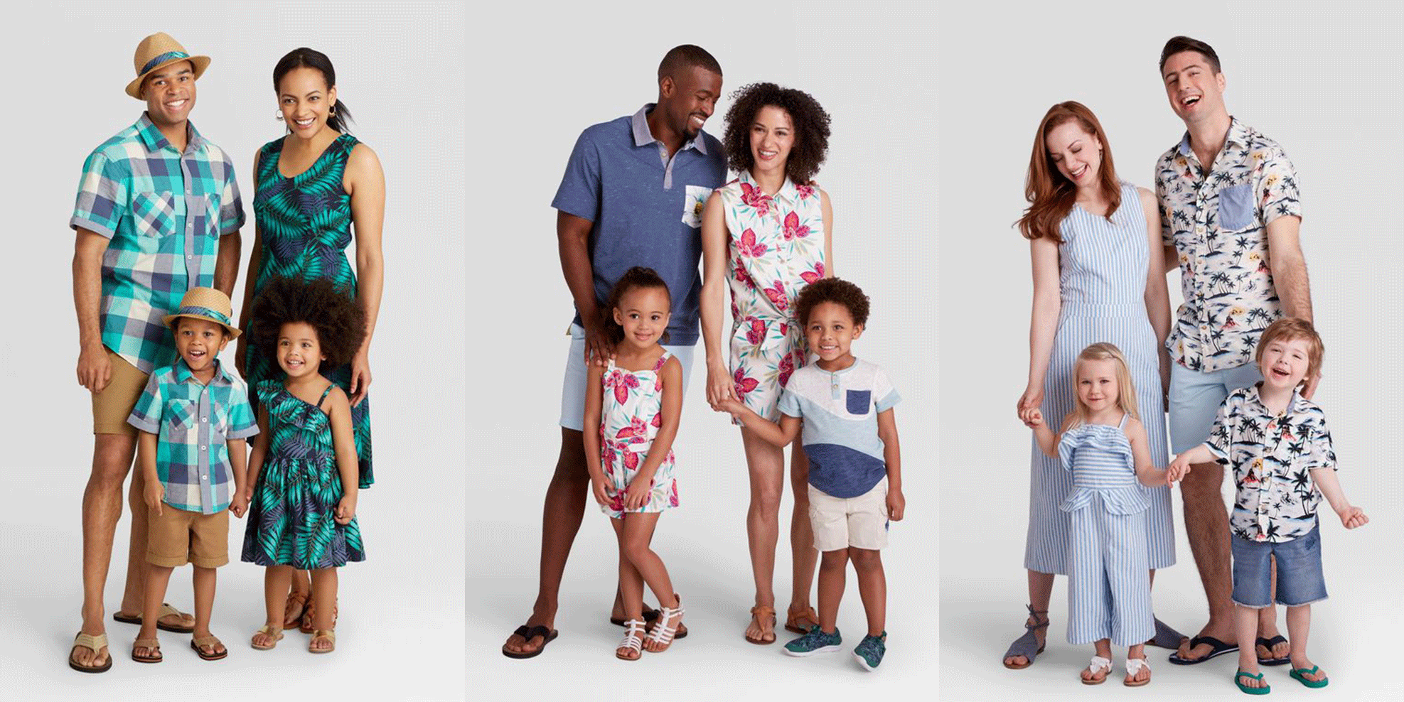 84f396f715 Target Now Sells Matching Family Outfits That Are Actually So Cute