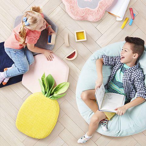 Target Pillowfort Sensory-Friendly Kids Collection