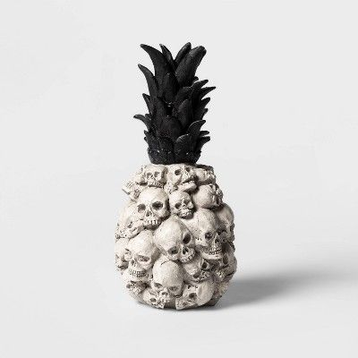 Everyone Is Freaking Out About Target's Skull Pineapples