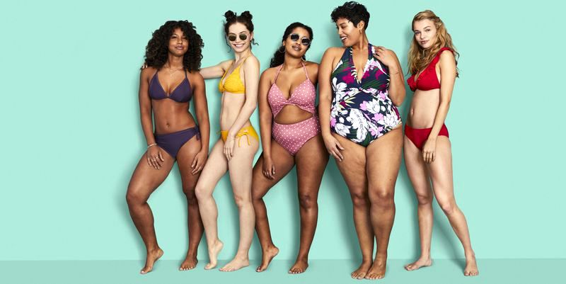 Target Just Launched a Super Cute (and Majorly Inclusive) Swimwear Line