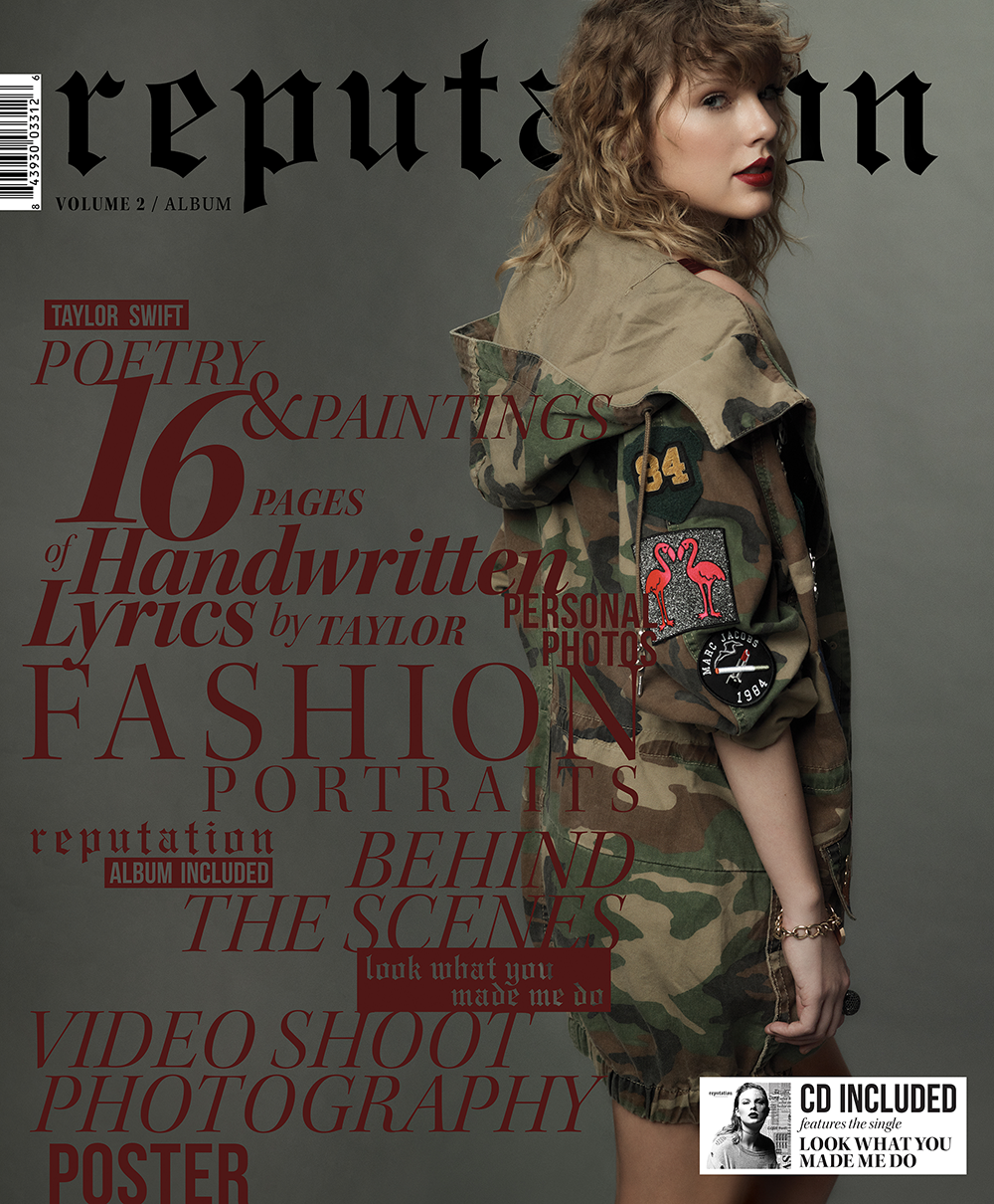 Taylor Swift S Reputation Is Also Going To Be A Magazine