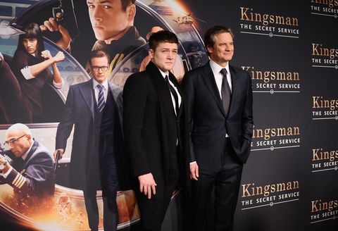 'Kingsman: The Secret Service' New York Premiere