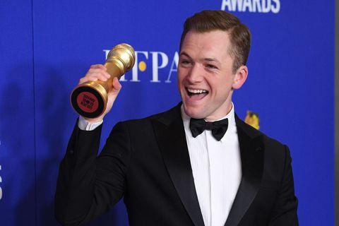 77th Annual Golden Globe Awards - Press Room