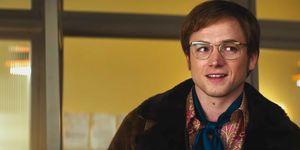 Taron Egerton as Elton John in Rocketman trailer