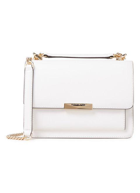 Handbag, Bag, Leather, Shoulder bag, Fashion accessory, Beige, Wallet, Coin purse, Silver, Kelly bag,